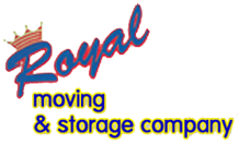 royal moving and storage logo